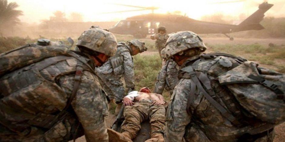 مقتل جندي امريكي